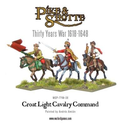 Croat cavalry command (3)
