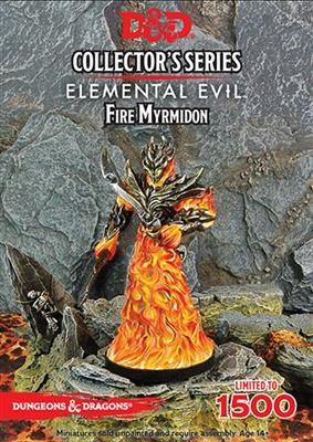 D&D: Elemental Evil: Fire Myrmidon