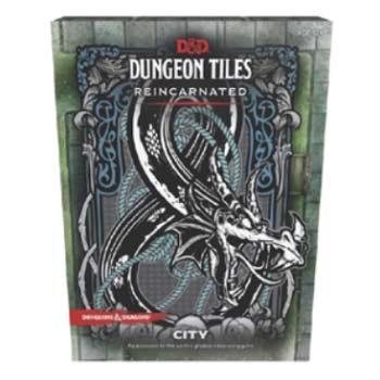D&D: Dungeon Tiles Reincarnated City