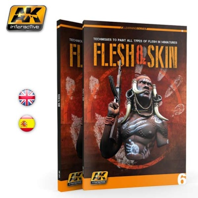 Flesh and Skin (AK Learning Series 6)