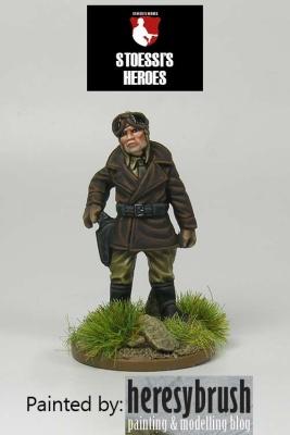 "US Army Lt. Col. - Charles Carpenter ""Bazooka Charlie"""