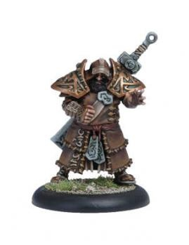 Circle Orboros Warlock Baldur the Stonecleaver
