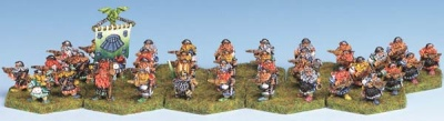 Dwarf Crossbow Archers (40)