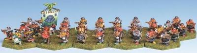 Dwarf Crossbow Archers (40)