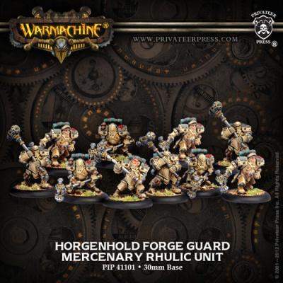 Mercenary Horgenhold Forge Guard Unit (10)