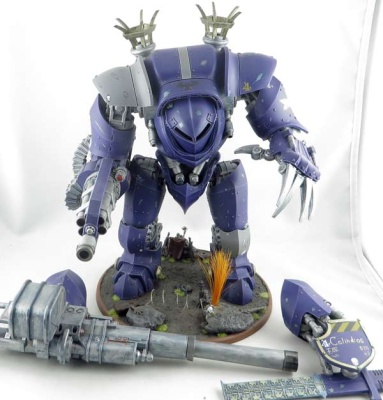 DREAMFORGE: Leviathan Titan