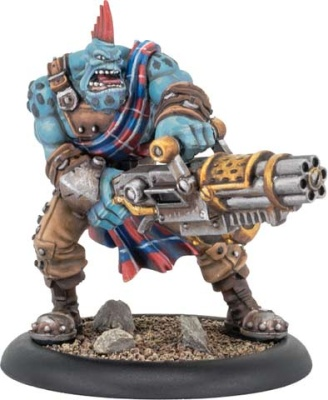 Boomhowler, Solo Artist - Riot Quest Gunner