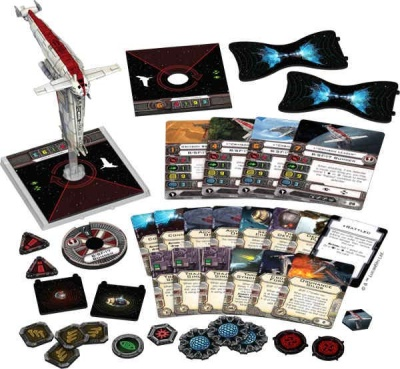 Star Wars: X-Wing - Bomber des Widerstands