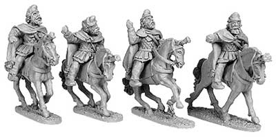 Kappadokian Cavalry (random mix of 4)