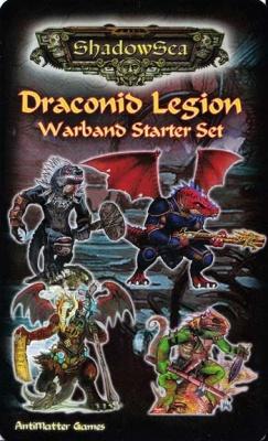 Shadowsea Draconid Legion Warband Starter Set (4)