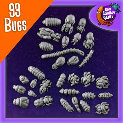 Bugs Basing Kit (93!)