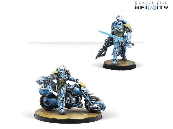 Knight of Montesa, Pre-Order Exclusive Pack Box (PO)