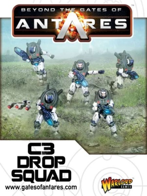 Concord C3 Drop Squad (6) OOP