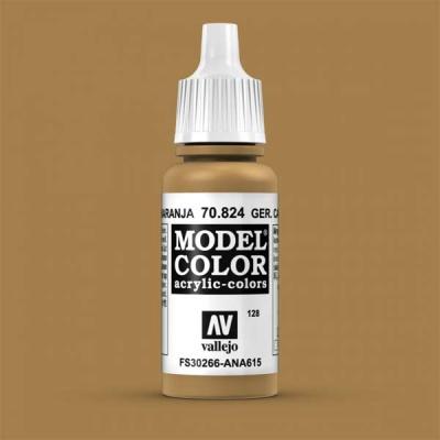 Model Color 128 Ockeror. Tarnung (Ger.Cam.Or. Ochre) (824)