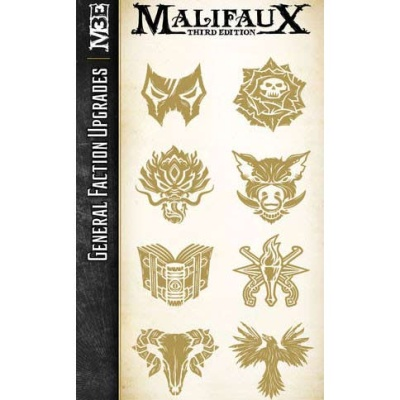 Malifaux (M3E): General Upgrades Pack