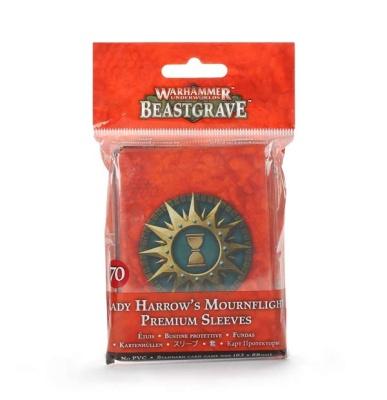 WHU: Lady Harrow's Mournflight Kartenhüllen