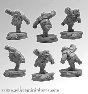 Dwarf Player #4