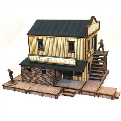 DMH Feature Building 2: Sheriff's Office