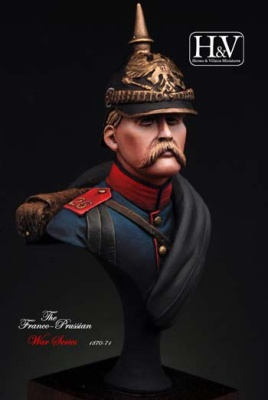 Infantryman Franco-Prussian 26 Regiment, 1870-71