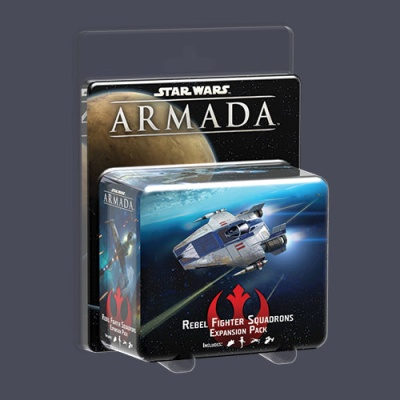 Star Wars Armada: Sternenjägerstaffeln der Rebellenallianz
