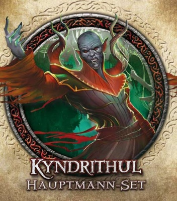 Descent 2. Edition: Kyndrithul  Hauptmann-Set