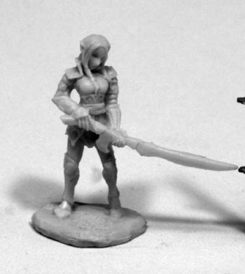 Fiara, Elf Heroine