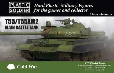 PSC 15mm T55 Soviet Tank (5)