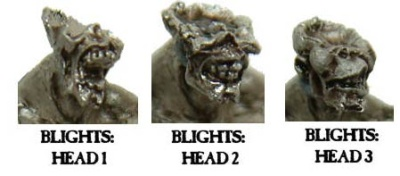 Blight Heads (3)