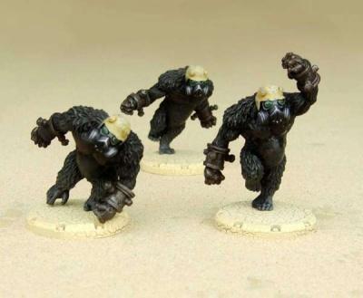 Blutkreuz Krops Gorilla Squad (Kampfaffen)