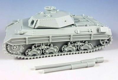 Carro Armato P43 1:56
