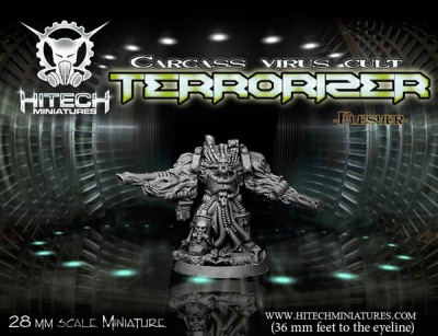 28mm Terrorizer - Flesher-