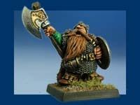 Dwarf King and Retinue (5)