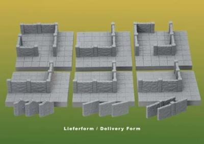 Dunkelstadt Erweiterungs-Set I
