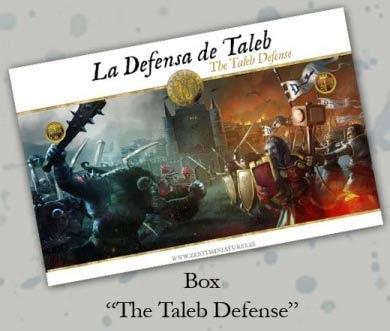 Nemesis: The Taleb´s defense