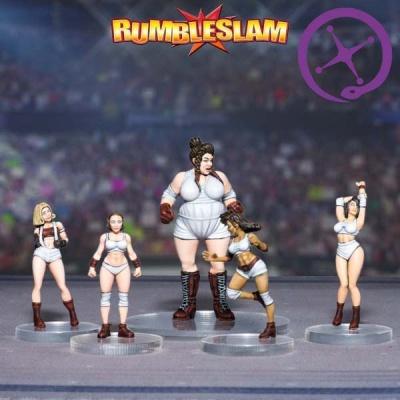 Teams: Deadly Divas