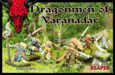 Dragonmen of Varanadar