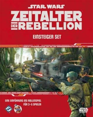 Star Wars: Zeitalter der Rebellion Einsteiger Set
