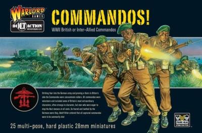 Bolt Action Commandos!