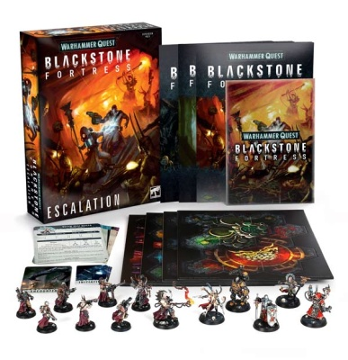 Blackstone Fortress: Eskalation