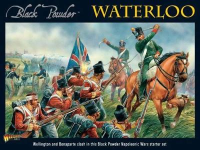 Waterloo Black Powder 2. Edition Starterset DEUTSCH