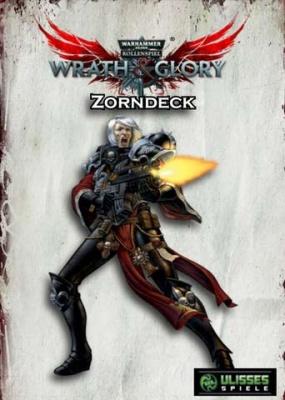WH40K Wrath & Glory - Zorndeck Kartendeck