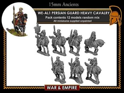 Later Persian, Guard Heavy Cavalry