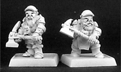 Dwarf Miners (9)