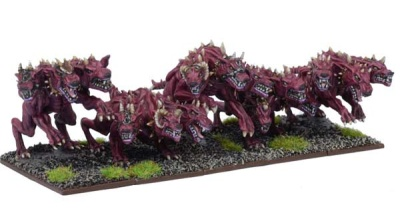 Forces of the Abyss Hellhound Troop