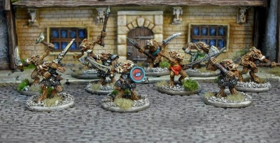 Blight Haven Beastmen Raiders (10)