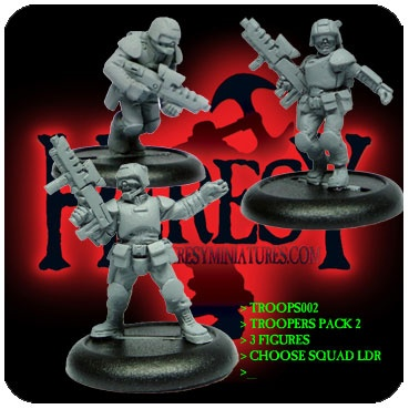 Troopers 2 (Semi Open Visors) (3)