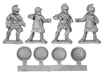 Liby-Phoenecian Spearmen (random 8 of 4 designs)
