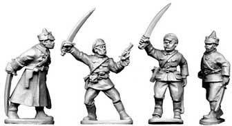Bolshevik Officers