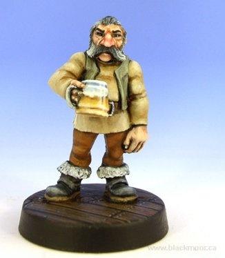 Tavern Dwarf