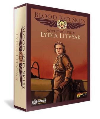 Soviet Yak1 - Ace Pilot Lydia Litvyak